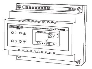 Регулятор температуры электронный РТ-220 - Каталог - Probatum-Est.ru